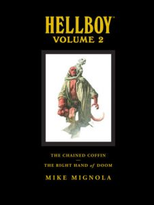 Hellboy Library Edition #2 (2016)