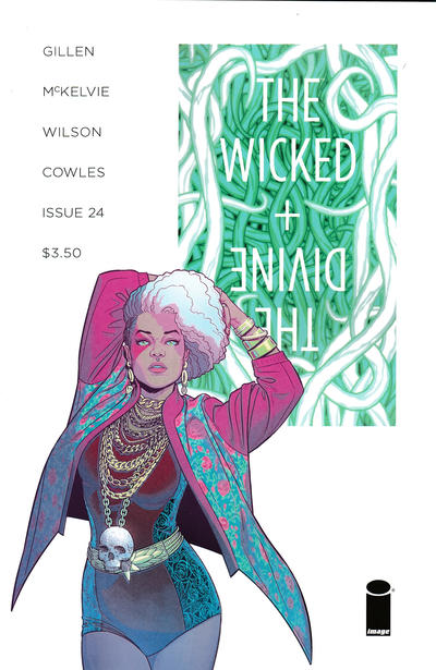 The Wicked + The Divine #24 (2016)