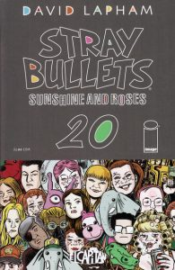 Stray Bullets: Sunshine & Roses #20 (2016)