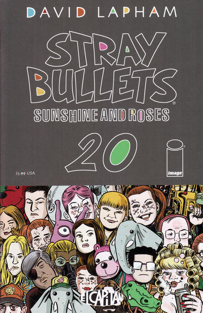 Stray Bullets: Sunshine & Roses #20 (2016)