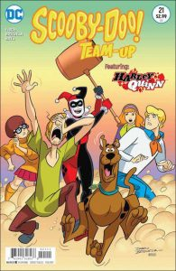 Scooby-Doo Team-Up #21 (2016)