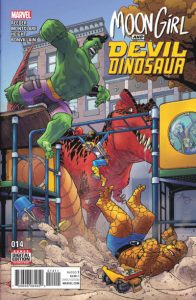 Moon Girl and Devil Dinosaur #14 (2016)