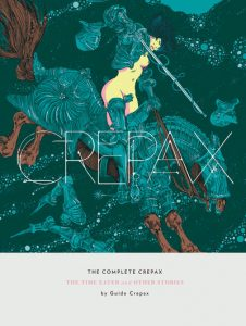 The Complete Crepax #2 (2016)