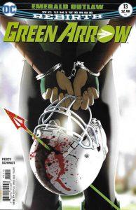 Green Arrow #13 (2016)