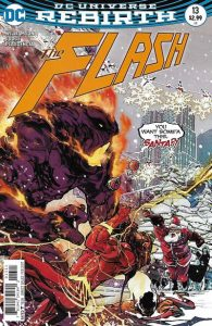 The Flash #13 (2016)