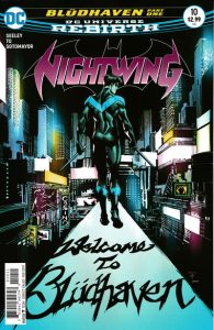 Nightwing #10 (2016)