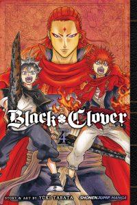 Black Clover #4 (2016)