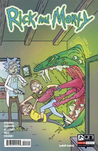Rick and Morty #21 (2016)