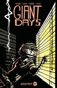 Giant Days #21 (2016)