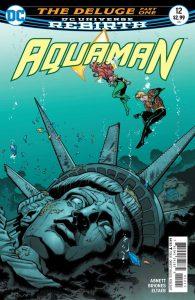 Aquaman #12 (2016)