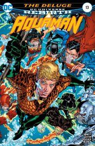 Aquaman #13 (2016)
