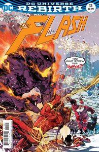 The Flash #13 (2016)