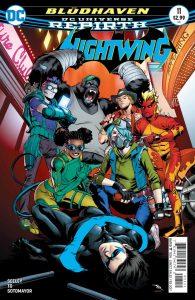 Nightwing #11 (2016)