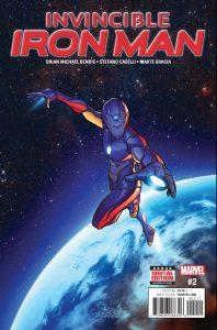 Invincible Iron Man #2 (2016)