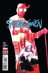 Spider-Gwen (Vol. 2) #15 (2016)