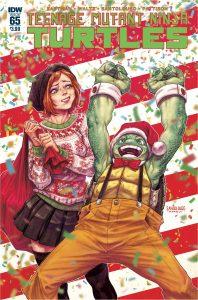 Teenage Mutant Ninja Turtles #65 (2016)