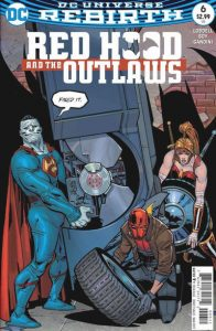 Red Hood and the Outlaws #6 (2017)