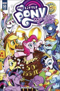 My Little Pony: Friendship Is Magic #50 (2017)