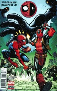 Spider-Man/Deadpool #13 (2017)