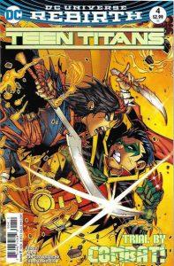 Teen Titans #4 (2017)