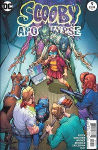 Scooby Apocalypse #9 (2017)