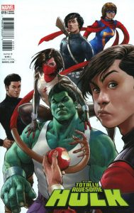 Totally Awesome Hulk #15 (2017)