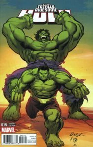 Totally Awesome Hulk #15 (2017)