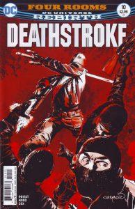 Deathstroke #10 (2017)
