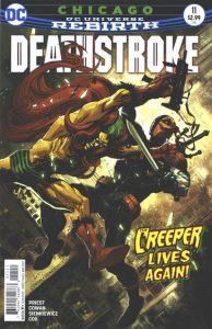 Deathstroke #11 (2017)