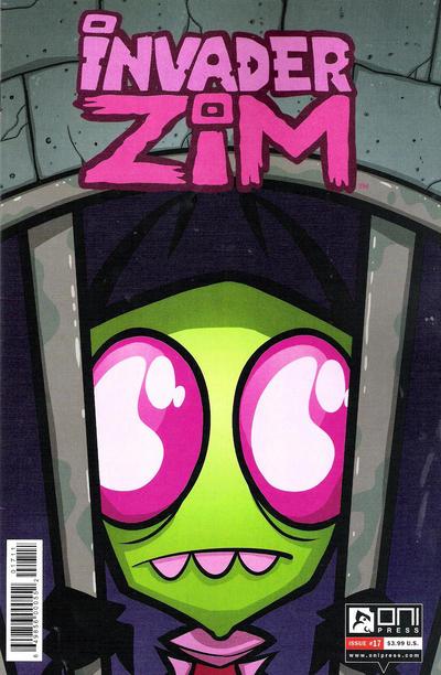 Invader Zim #17 (2017)