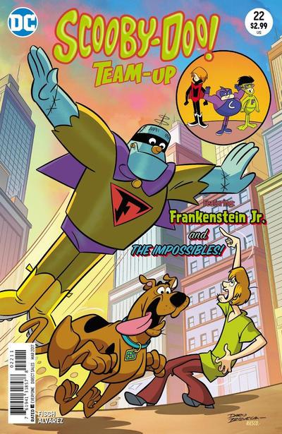 Scooby-Doo Team-Up #22 (2017)