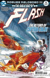 The Flash #14 (2017)