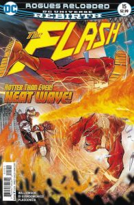 The Flash #15 (2017)