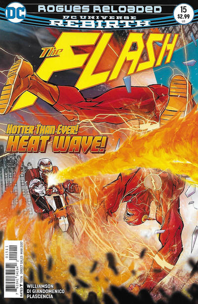 The Flash #15 (2017)