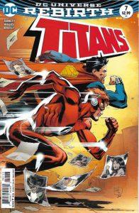 Titans #7 (2017)