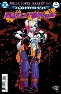Harley Quinn #11 (2017)