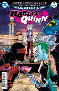 Harley Quinn #12 (2017)