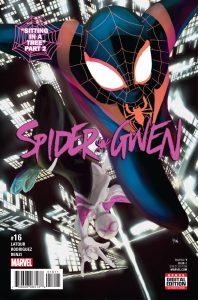 Spider-Gwen (Vol. 2) #16 (2017)