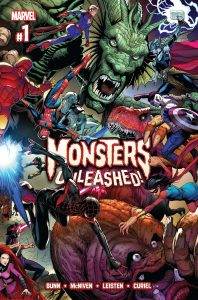 Monsters Unleashed #1 (2017)