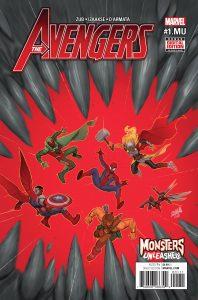 Avengers #1.MU (2017)