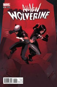 All-New Wolverine #16 (2017)