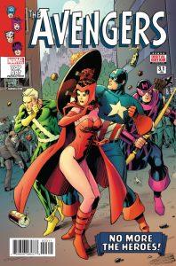 Avengers #3.1 (2017)