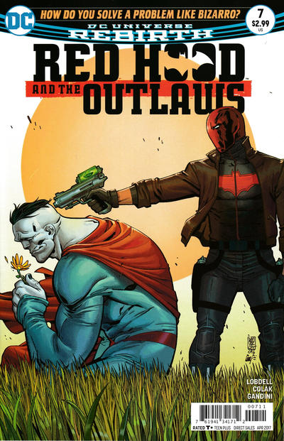 Red Hood and the Outlaws #7 (2017)