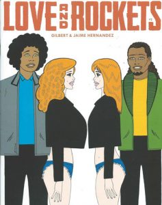 Love and Rockets #2 (2017)