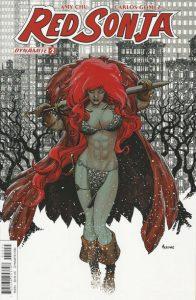 Red Sonja #2 (2017)