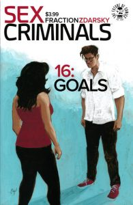 Sex Criminals #16 (2017)