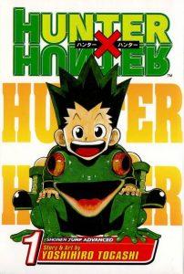 Hunter x Hunter #1 (2017)