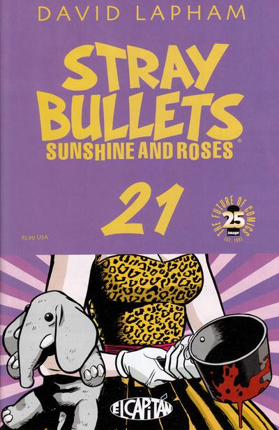 Stray Bullets: Sunshine & Roses #21 (2017)