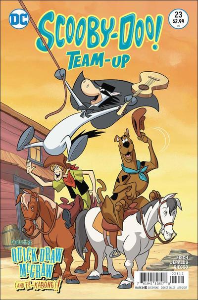 Scooby-Doo Team-Up #23 (2017)