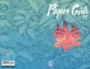Paper Girls #11 (2017)
